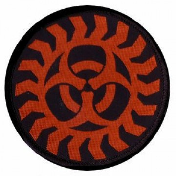 Biohazard Circle Patch