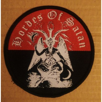 Hordes Of Satan Patch