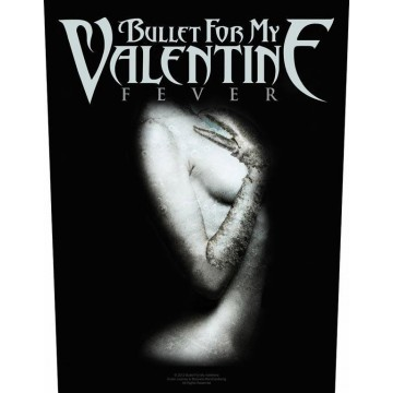 Bullet For My Valentine Fever Backpatch