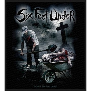 Six Feet Under Bring Out The Dead Patch