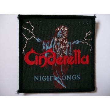 Cinderella Nightsongs Patch