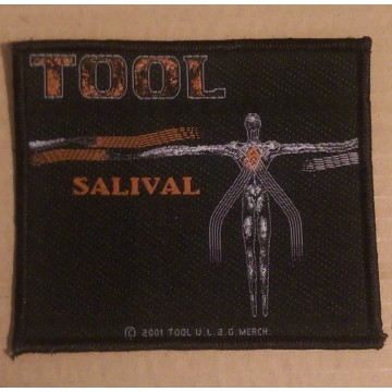 Tool Salival Patch