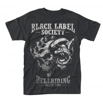 Black Label Society Hell Riding T-Shirt