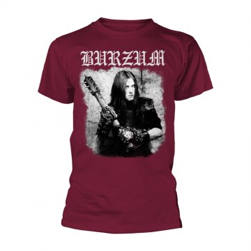 Burzum Anthology 2018 (Maroon) T-Shirt