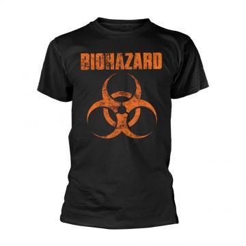 Biohazard Logo T-Shirt
