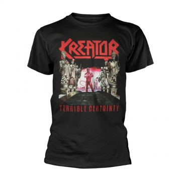 Kreator Terrible Certainty T-Shirt