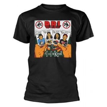 D.R.I. 4 Of A Kind T-Shirt