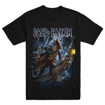 Iced Earth Black Flag T-Shirt