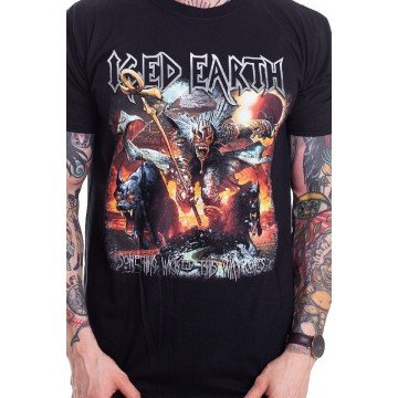 Iced Earth Something Wicked T-Shirt