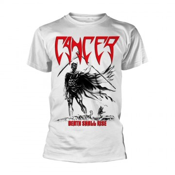 Cancer Death Shall Rise (White) T-Shirt