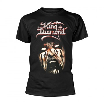 King Diamond Puppet Master Face T-Shirt