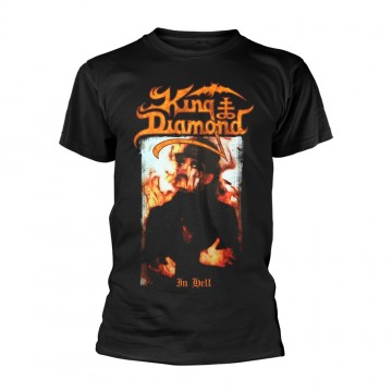 King Diamond In Hell T-Shirt
