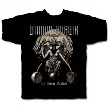 Dimmu Borgir In Sorte Diaboli T-Shirt