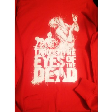 Through The Eyes Of The Dead Zombie Longsleeve