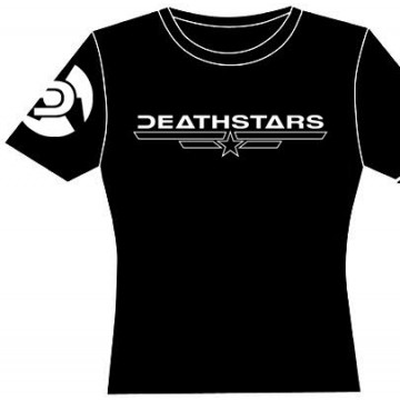 Deathstars Logo 1 Girls T-Shirt.