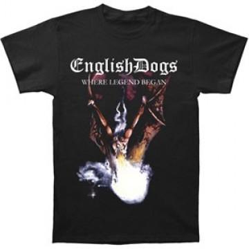 English Dogs Where Legend Began T-Shirt
