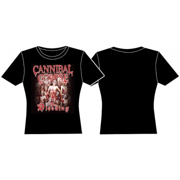 Cannibal Corpse The Bleeding Girls T-Shirt.