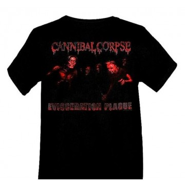 Cannibal Corpse Evisceration Plague T-Shirt