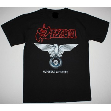 Saxon Wheels Of Steel T-Shirt