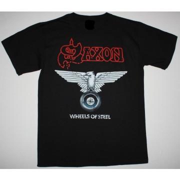 Saxon Wheels Of Steel T-Shirt