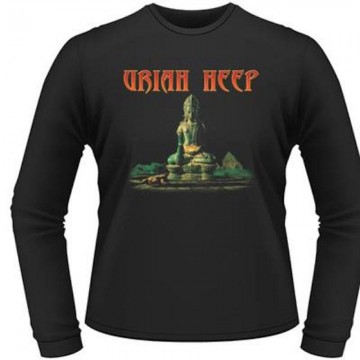 Uriah Heep Wake The Sleeper Long Sleeve Shirt