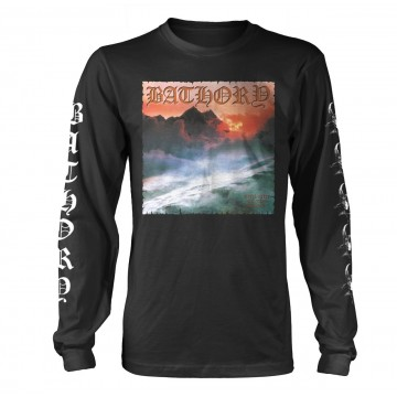 Bathory Twilight Of The Gods Long-sleeve T-Shirt