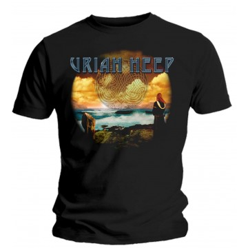 Uriah Heep Celebration Album T-Shirt