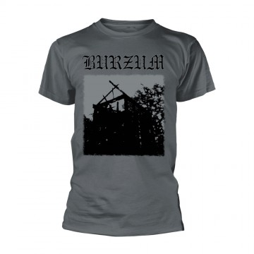 Burzum Aske (Grey) T-Shirt
