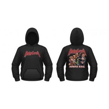 Holy Grail Improper Burial Hooded Sweatshirt