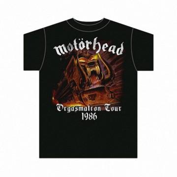 Motorhead Orgasmatron Tour T-Shirt