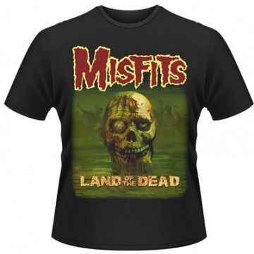 Misfits, The Land Of The Dead T-Shirt