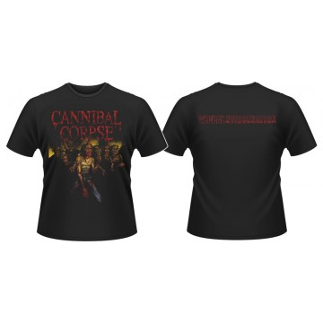 Cannibal Corpse Global Evisceration T-Shirt
