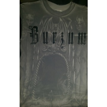 Burzum From The Depths Of Darkness (All Over Print) T-Shirt