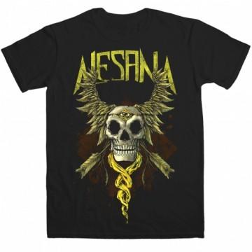 Alesana Skull Wings T-Shirt