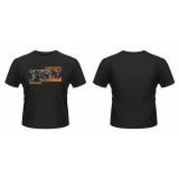 Dillinger Escape Plan, The Calculating Infinity T-Shirt