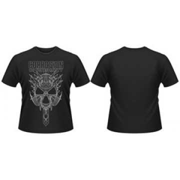 Corrosion Of Conformity 2012 Skull T-Shirt
