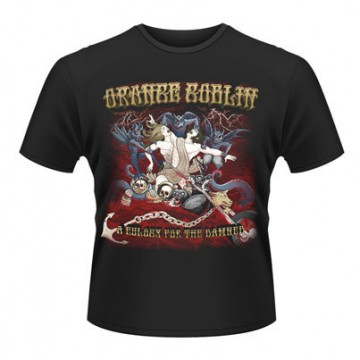 Orange Goblin A Eulogy For The Damned T-Shirt