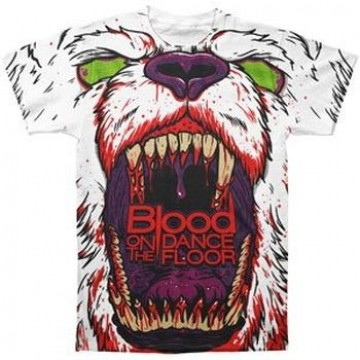 Blood On The Dance Floor Polar Bear T-Shirt