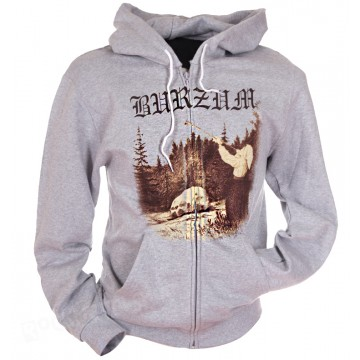 Burzum Filosofem Hooded Sweatshirt With Zip