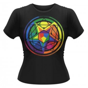 Mastodon Colour Theory Girls T-Shirt.
