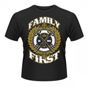 Ben Bruce (Asking Alexandria) Family First T-Shirt
