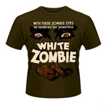 Plan 9 - White Zombie White Zombie Film (Poster) T-Shirt
