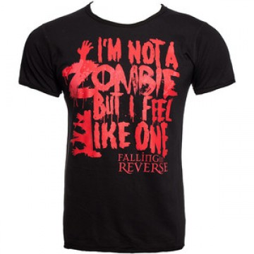 Falling In Reverse Zombie Raw Edge T-Shirt