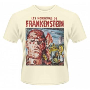 Plan 9 - Horrors Of Frankenstein Horrors Of Frankenstein T-Shirt