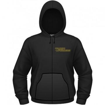Transformers Gold Autobot Shield Zipped Hooded Sweatshirt