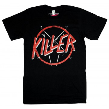 Kill Brand Kill Sprayer Crest T-Shirt