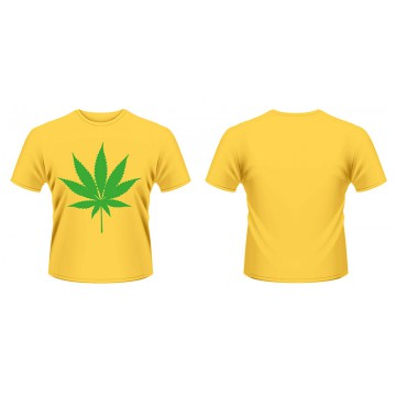Cannibis Leaf T-Shirt