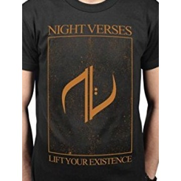 Night Verses Lift Your Existence T-Shirt