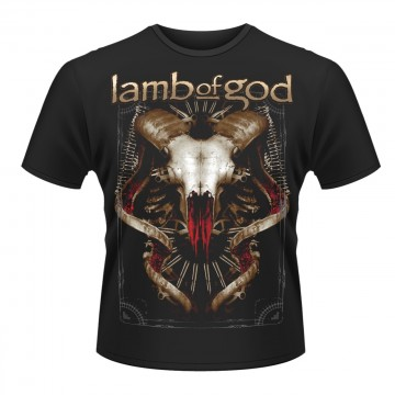 Lamb Of God Tech Steer T-Shirt