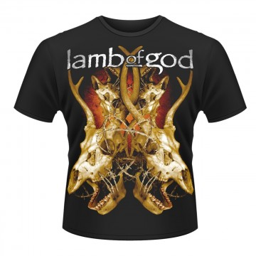 Lamb Of God Tangled Bones T-Shirt
